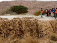 Nine Teens Dead In Flash Floods In Israel's South