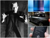 frankenstein-amazon-uber-siri-getty-ap