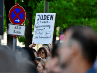 German Anti-Semitism Chief Tells Jews: Your Fears over Influx of Muslim, Arab Refugees Legitimate
