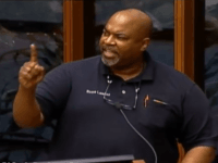 Mark Robinson addresses Greensboro City Council on gun show ban