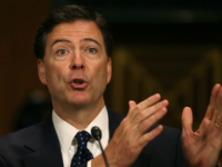 James Comey Jr., nominee to be director of the Federal Bureau of Investigation (FBI), testifies during his Senate Judiciary Committee confirmation hearing on Capitol Hill July 9, 2013 in Washington, DC. If confirmed by the U.S. Senate, Mr. Comey will replace Robert Mueller III to become the eighth director of …