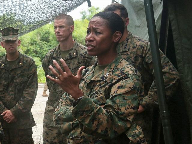 Trump Nominates First Black Woman to Serve at Brigadier General Rank