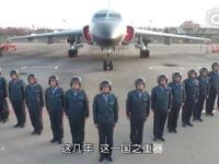 Chinese Military Threatens Taiwan in Air Force Propaganda Video