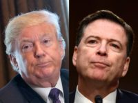 James Comey Mocks Trump's Looks, Says Obama Compliments Almost Made Him Cry