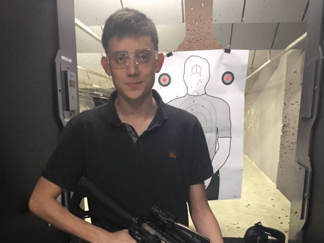 Conservative Parkland shooting survivor Kyle Kashuv was questioned by school security after he visited a shooting range with his father.