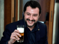 Projection: Populist Lega Set To Become Second Largest Party In EU Parliament