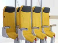 Avio Interiors new Sky Rider airplane seat