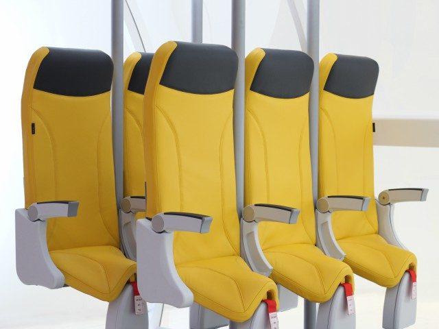 Avio Interiors new Sky Rider airplane seat
