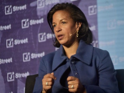 Obama's Former NSA Susan Rice on Syrian Strike: 'I Think It Was the Right Thing to Do'