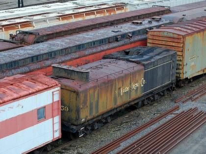 Trainloads of Human Feces Left Rotting in Alabama Train Yard