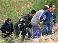 41,000 Unaccompanied Children Apprehended at Border in Recent Months