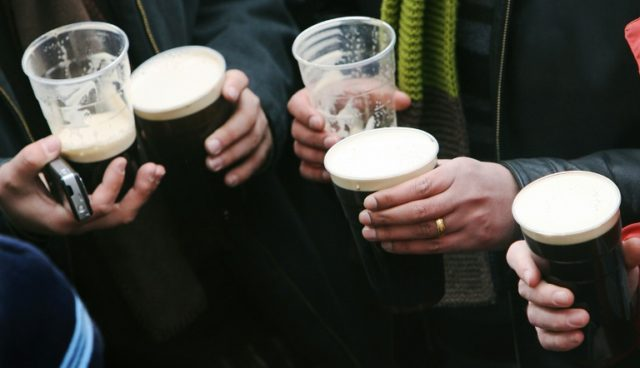The Vintners' Federation of Ireland estimates Good Friday will generate more than 40 million euros in sales for Irish pubs