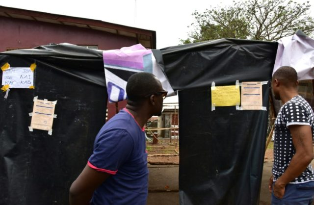 Votes from 11,000 polling stations across Sierra Leone need to be counted in the presidential run-off