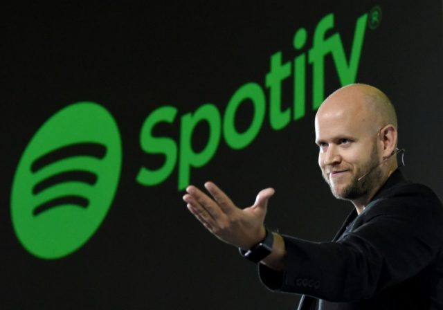 Spotify aims to strike chord in stock market debut