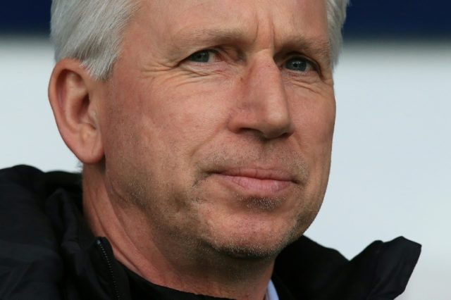Alan Pardew leaves West Bromwich Albion bottom of the English Premier table after just four months in charge of the club