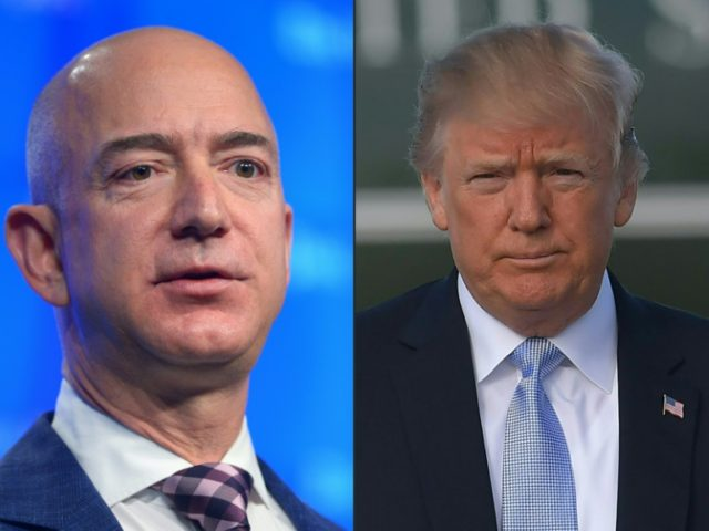 Trump targets Amazon again in new tweets