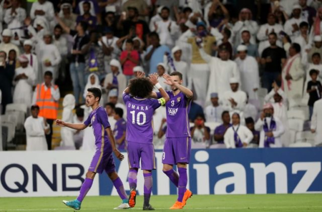 Berg double condemns Al Hilal to early Champions League exit