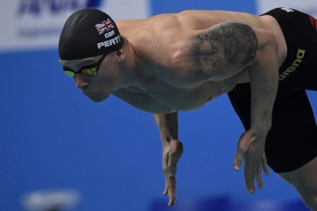 "Olympic breaststroke champion Adam Peaty is the ""jewel in the crown"" of the English swimming team."