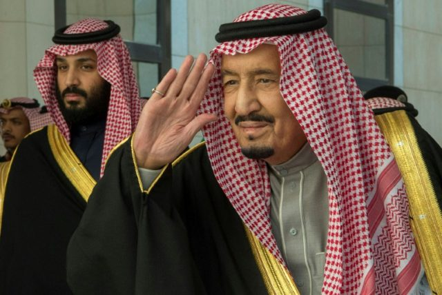 Saudi king reaffirms support for Palestinians after Israel comments
