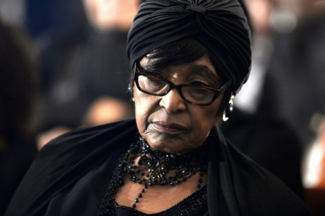 Winnie Mandela died in a Johannesburg hospital at the age of 81 on Monday after suffering a long illness