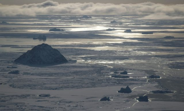 The loss of Arctic sea ice is not only a consequence of global warming, but also an accelerant when millions of square kilometres of snow reflecting the Sun's radiation back into space are replaced with dark blue ocean that absorbs it instead
