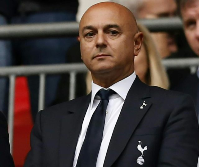 """Tottenham chairman Daniel Levy said the London club are in """"a historic period"""" but stressed the need to ensure """"future stability"""""""