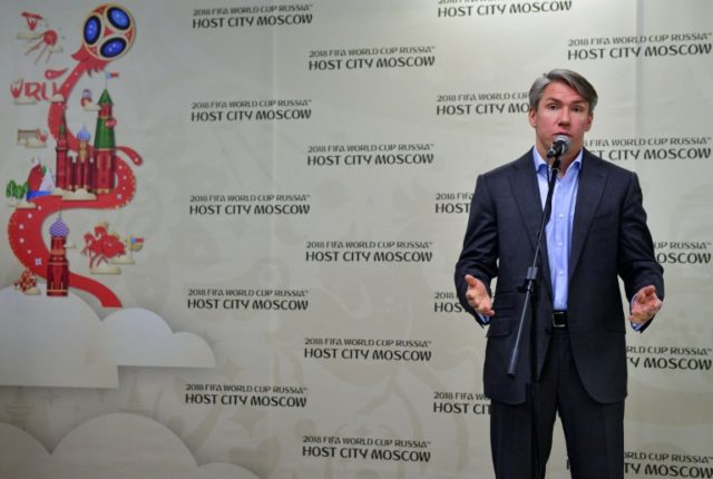 Alexei Sorokin, the organising committee chief for Russia 2018, believes Moscow's critics are using a spy poisoning controversy to heap pressure on World Cup organisers