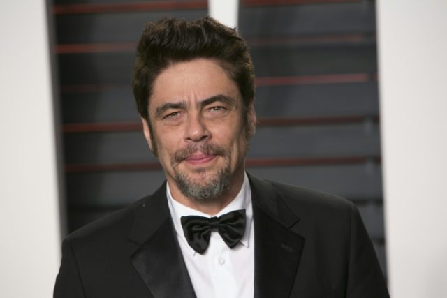 "Benicio Del Toro won an Oscar for ""Traffic"" in 2001"