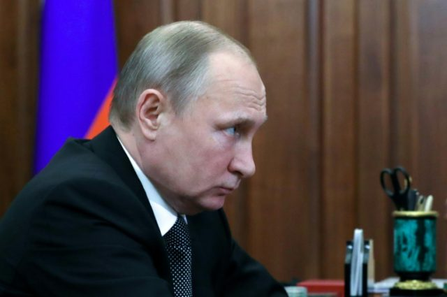Russian President Vladimir Putin has urged 'common sense' to prevail in the spy poisoning crisis