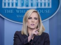 Nielsen: 'Vast Majority' of Child Border Crossers Were Sent by Parents