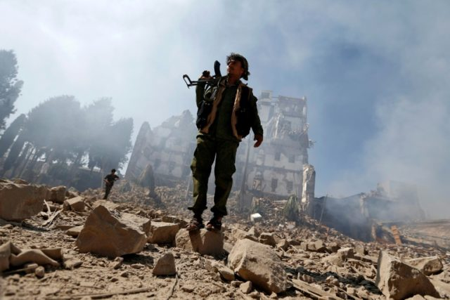 Saudi Arabia has been bombing neighbouring Yemen since 2015
