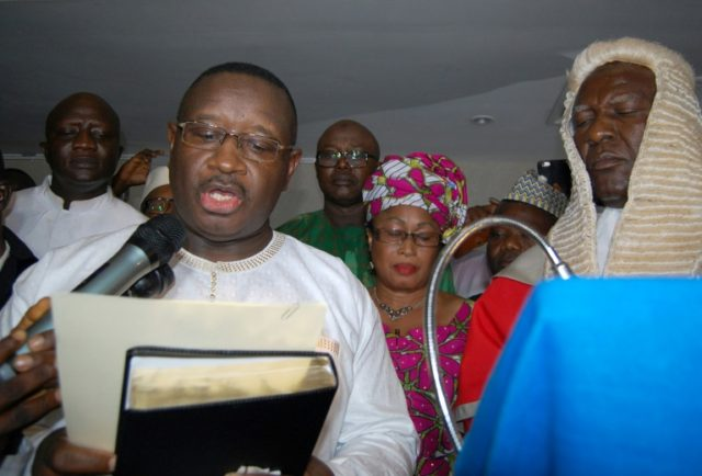 Former soldier Bio wins Sierra Leone vote but opponent vows to contest