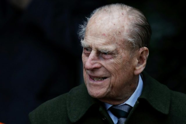 Prince Philip retired from public life last year but has since appeared at royal engagements alongside Queen Elizabeth