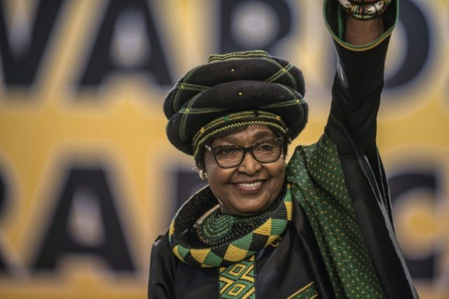 Anti-apartheid campaigner Winnie Madikizela-Mandela died on Monday at the age of 81