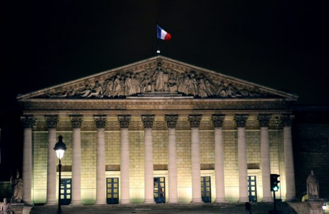 Police specialised in art theft are handling the case of the French national assembly's missing paintings