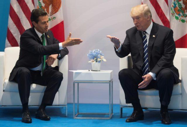 'Threats, disrespect' unjustified, Mexican president tells Trump