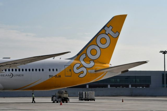 Scoot is the budget arm of Singapore Airlines