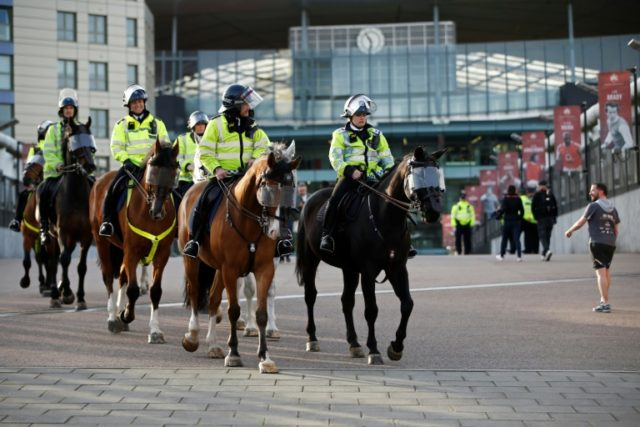 London's Metropolitan Police say they have 'appropriate' security measures in place for Arsenal's Europa League clash with CSKA Moscow on Thursday