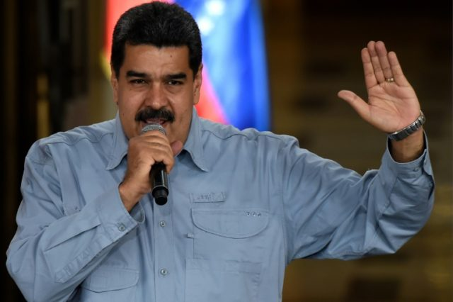 US rules out Trump meetings with Castro, Maduro