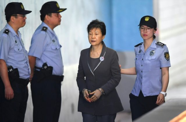 A South Korean court is set to hand down its verdict in the trial of disgraced former President Park Geun-hye, who faces up to 30 years in prison if convicted on multiple charges of bribery and abuse of power