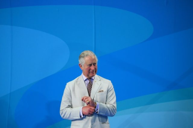 "Britain's heir to the throne Prince Charles, who is passionate about the environment and promoting sustainability, said society was ""truly at a crossroads"" in its ability to protect the world's reefs"