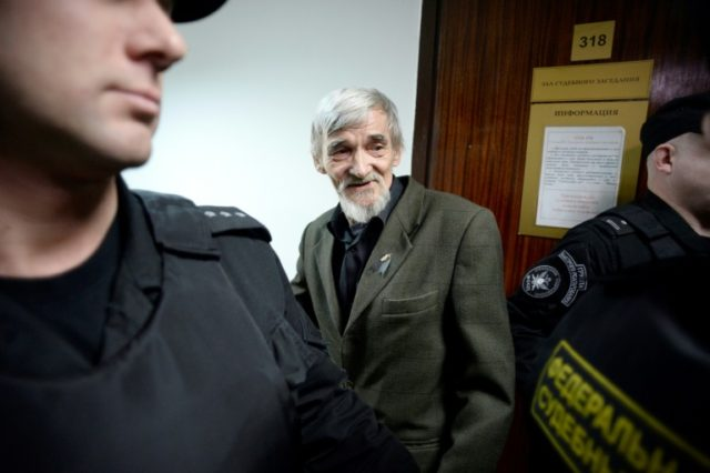 """Dmitriyev spent more than a year in pre-trial detention, called the ruling """"just"""""""