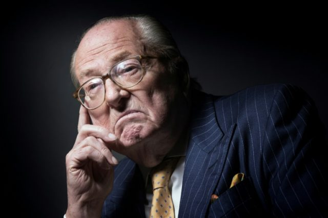 France's far-right Front National (FN) party co-founder Jean-Marie Le Pen has announced he has joined a little-now Eurpean extreme right movement, after being kicked out of his party by his daughter.