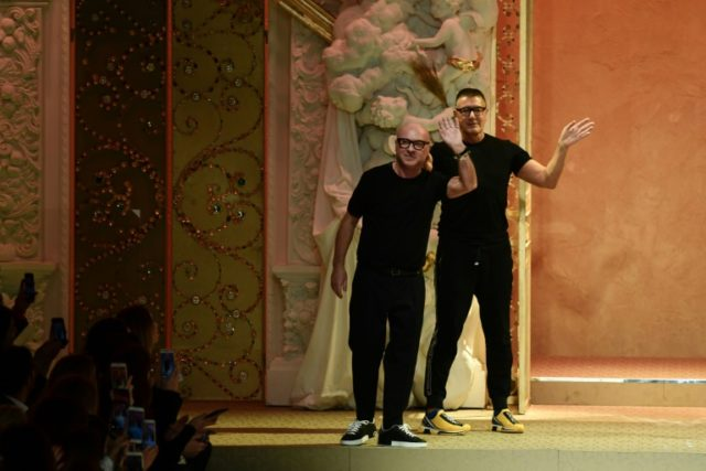 Italian fashion designers Domenico Dolce and Stefano Gabbana have said their iconic label will die with them