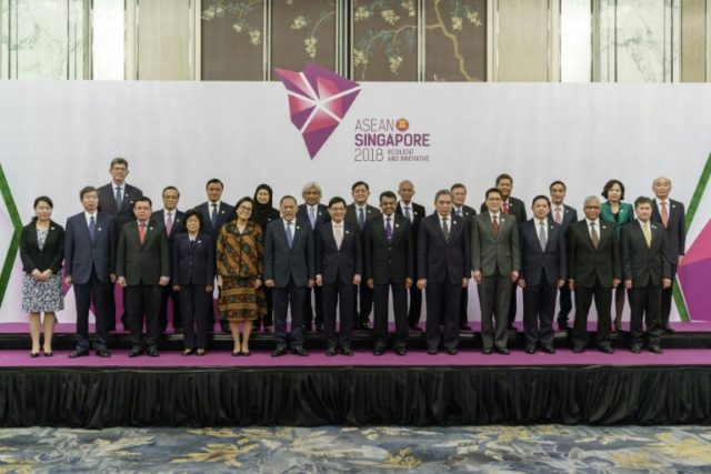 The ASEAN bloc was estimated to have grown by 5.1 percent last year and is expected to outpace most other regions this year
