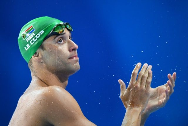 South Africa's Chad le Clos moved closer to becoming the most decorated athlete in Commonwealth Games history.
