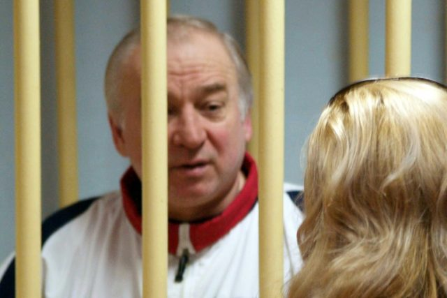 Former double agent Sergei Skripal was found poisoned in England on March 4