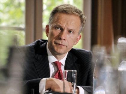 Latvia's central bank chief Ilmars Rimsevics faces allegations that he received bribes of at least 100,000 euros