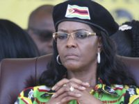 Police 'closing in' on Grace Mugabe in ivory probe: state media
