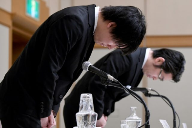 Coincheck executives are bowing out